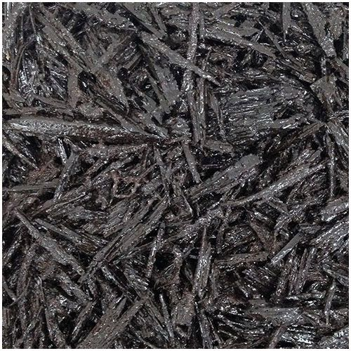 Brown bonded rubber mulch