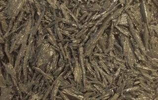 Grey Rubber Mulch