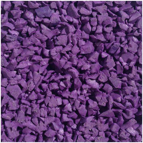 Purple wet pour