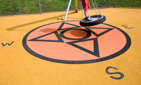 playground-surfacing-under-tyre-swing
