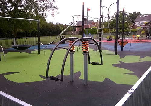 Chelmer Village Green Playground