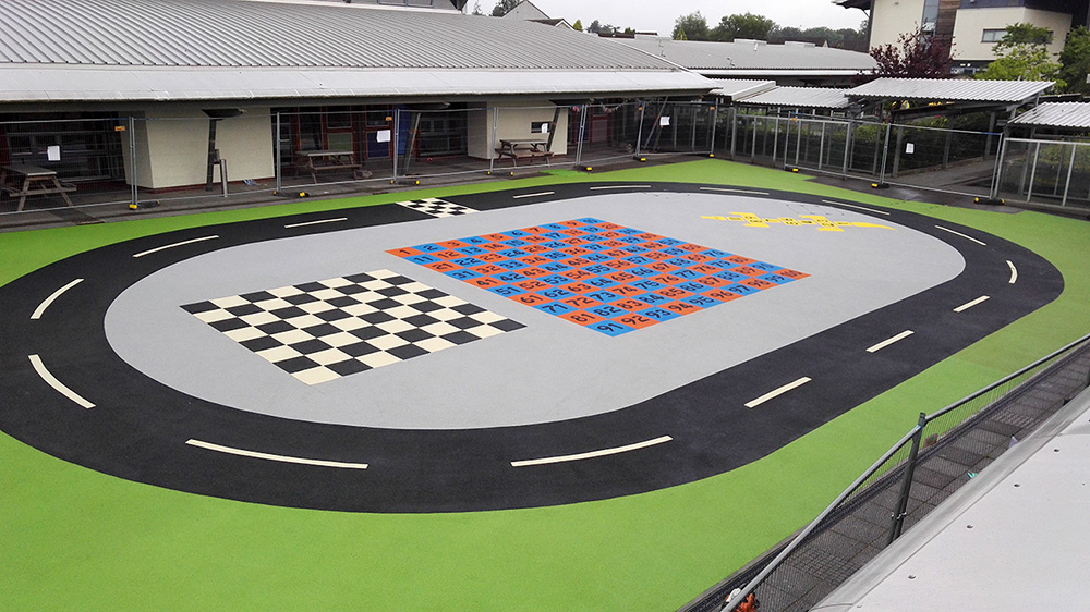 playground-flooring-with-road-and-checkerboard