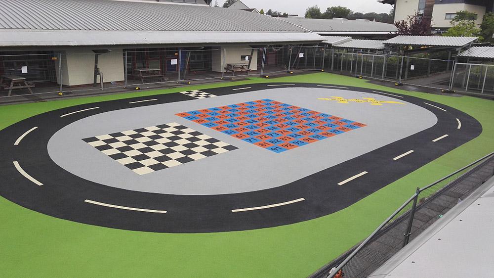 Auchterarder-school-playground