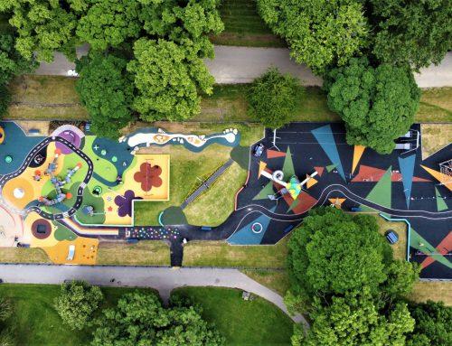 Lister Park, Bradford